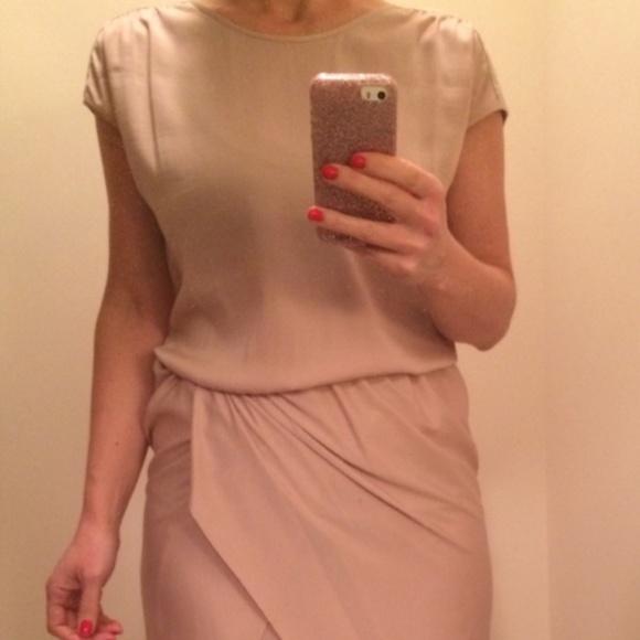 BCBG MAXAZRIA Dresses & Skirts - Light pink BCBGMAXAZRIA dress. XS